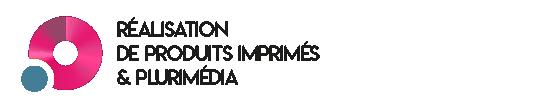 RPIP Réalisation Produits Imprimés et Plurimédia Logo